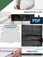 presentacion analisis de la DFI
