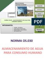 RNE Norma Os.030