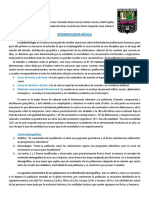 RESUMEN DE EPIDEMIOLOGIA DE LA UNIVERSIDAD DE C