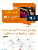 Decoding Millennials in Nigeria