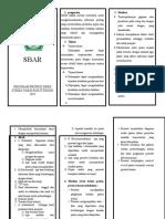 Leaflet Sbar