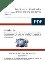1.- Identidades macroeconomicas