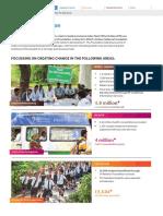 RIL CSR Activities