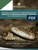 Guía de Animales de Importancia Médico-Sanitaria de La Pampa - MHNLPam (Secretaría de Cultura de La Pampa).pdf