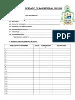 CENSO DIOCESANO DE LA PASTORAL JUVENIL.docx