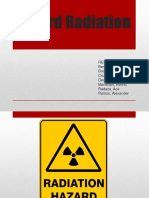 Hazard Radiation
