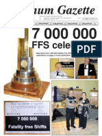 Platinum Gazette 29 October 2010