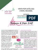 Catalogo Virtual Svelta - Xpression & Stylo SAC