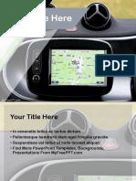 Car Navigator PPT