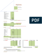 Business Plan Template Excel Free