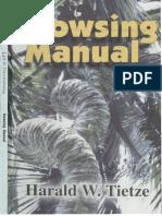 Tietze, Harald W. - Dowsing Manual