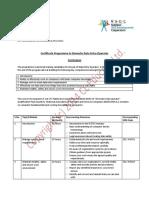 Data Entry Operator - Curriculum 1