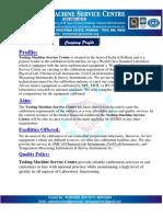 TMSC Company Profile