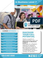 Programme Guide Diploma in Business L7
