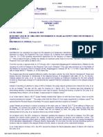 De Lima v. Gatdula, G.R. No. 204528, February 19, 2013