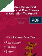 Cognative Behavioural Therapy