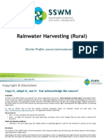WAFLER 2010 Rainwater Harvesting Rural_1.ppt