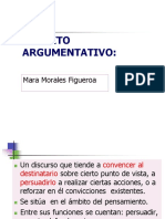 8 El Texto Argumentativo