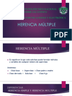 Herencia Multiple