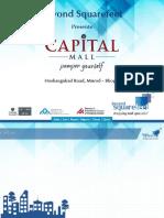 Leasing presentation of ashima mall Bhopal,