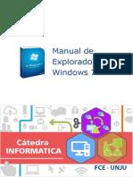 Manual Explor a Do Rw