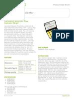 Magnetic Flux Indicators Product Data Sheet English
