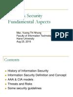 01b Fundamental Aspects