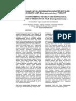 131396 ID Studi Kesesuaian Faktor Lingkungan Dan k