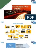 About SAP