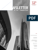 Newsletter Marzo 2019 Trifirò & Partners