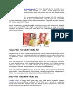 Benar Obat Fistula Ani Bisa Sampai Jakarta