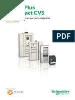 Catálogo Prisma Plus Con Easypact CVS Schneider