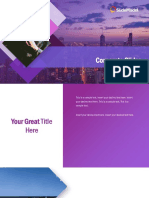 FF0207 01 Business Infographic Diagrams Template
