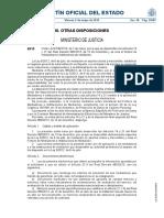 Ley 5-2012 de Mediacion en Asuntos Civiles y Mercantiles