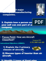 aircraft classifications.ppt