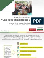 Presentación Diplomado Virtual