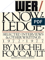 Foucault, M - Power, Knowledge (Pantheon, 1980).pdf