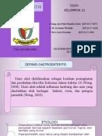 Ppt Gastroenteritis