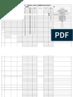 Termination Schedule Sample (2)