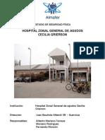 TP Estudio de Seguridad Física - Hospital