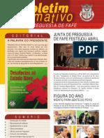 Boletim Informativo n.º 9 - Julho/2003
