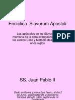 Slavorum apostoli