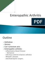 Enteropathis Arthritis