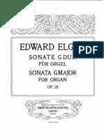 Elgar - Organ Sonata, Op. 28 (1).pdf