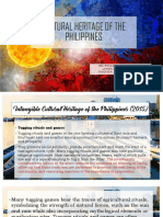 Cultural Heritage of the Philippines (1)