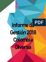 Informe Gestion Anual 2018