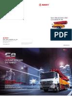 SANY Mobile Concrete Pumps C8 Technology BROCHURE.pdf