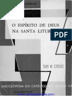 O ESPIRITO DE DEUS NA SANTA LITURGIA DOM GASPAR LEFEBVRE.pdf