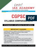 CGPSC Syllabus - comparision file (ENGLISH).pdf