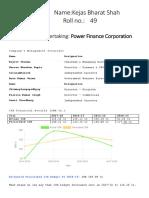 Csr Power Finance Corp